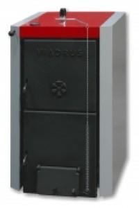 Poza 1 Centrala pe lemne VIADRUS U22D7 35 KW model NOU