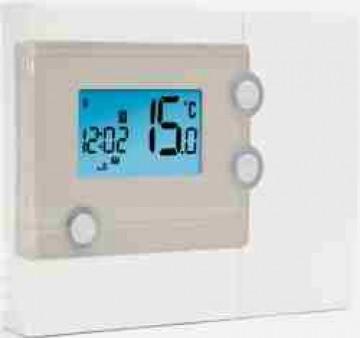 Poza Termostat de ambient cu fir programabil SALUS RT500. Poza 1850