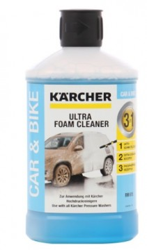 poza Spuma activa Karcher Ultra Foam 3-in-1