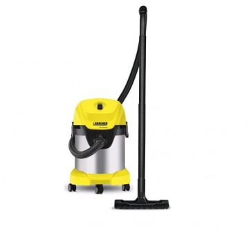poza Aspirator uscat/ umed KARCHER WD 3 Premium, 1000 W, 68 l/sec, rezervor 17 l