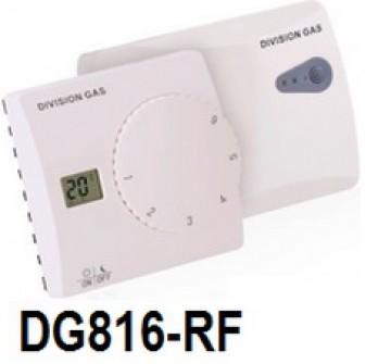 poza Termostat de ambient fara fir HOMEPLEX (Division Gas) 816RF