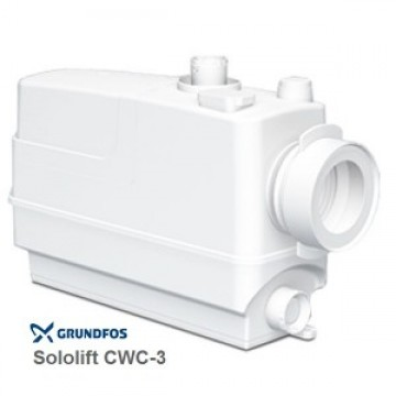 poza Pompa pentru ape uzate GRUNDFOS SOLOLIFT2 CWC-3