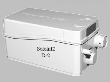 poza Pompa pentru ape uzate GRUNDFOS SOLOLIFT2 D-2