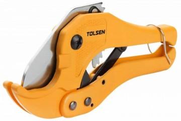 poza Dispozitiv de taiat tevi PVC TOLSEN 3-42 mm