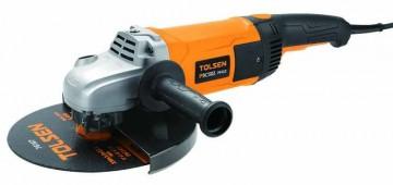 poza Polizor unghiular (flex) TOLSEN, 2400 W, 230 mm, industrial