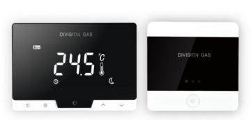 poza Termostat de ambient cu control prin internet HOMEPLEX (Division Gas) DG19 Wi-Fi