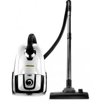 poza Aspirator cu sac Karcher VC2 Premium White 700W