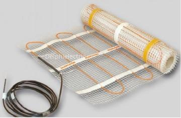 poza Covoras electric pentru incalzire in pardoseala ceramica, ECOFLOOR, LDTS 160 W/mp; 1,6 mp; 3,2 ml