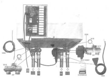 Poza Kit pentru preparare apa calda menajera (A.C.M) pentru centrale electrice Protherm Ray. Poza 4188