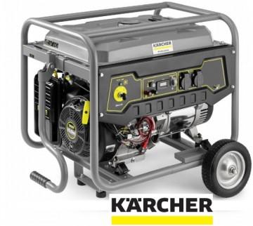 poza Generator de curent monofazat KARCHER PGG 3/1, 230V, 7CP, 208 cc, Benzina, 15 L