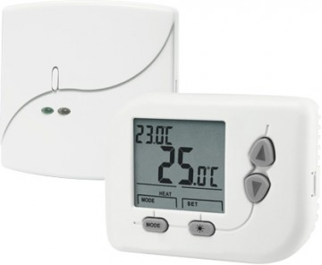 Poza Centrala electrica Protherm Ray 9 kw + Termostat de ambient fara fir programabil Controltherm BT162. Poza 4450