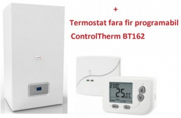 Poza Centrala electrica Protherm Ray 18 kw + Termostat de ambient fara fir programabil Controltherm BT162
