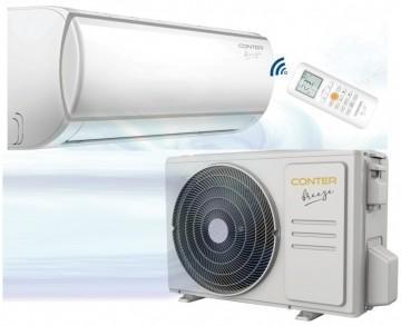 Poza Aer conditionat inverter CONTER Breeze 12.000 btu, R32,WiFi